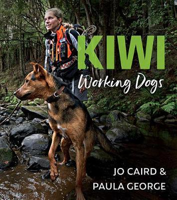 Kiwi Working Dogs by Jo Caird image