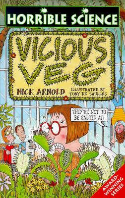 Vicious Veg by Nick Arnold image