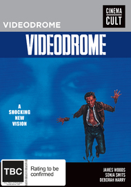 Videodrome on DVD