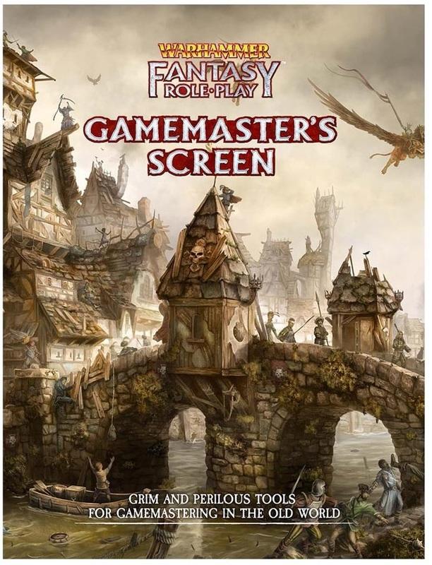 Warhammer: Fantasy RPG - Gamemaster's Screen