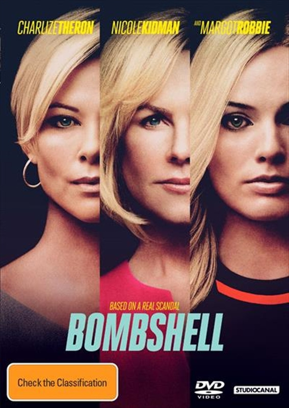 Bombshell on DVD