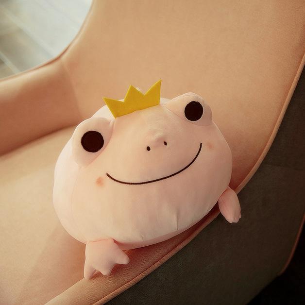 Frog Queen - Pink (35cm)