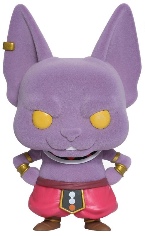 Dragon Ball: Super - Champa (Flocked) Pop! Vinyl Figure