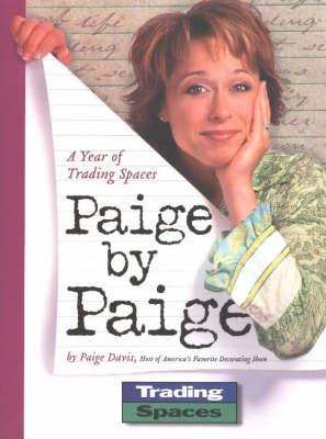 Paige by Paige by Paige R. Davis image