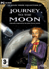 Jules Verne - Journey to the Moon + free DVD movie for PC Games
