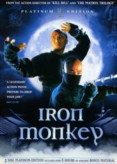 Iron Monkey - Platinum Edition (2 Disc Set) on DVD