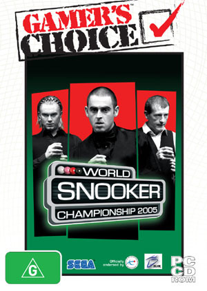 World Snooker Championship 2005 for PC Games