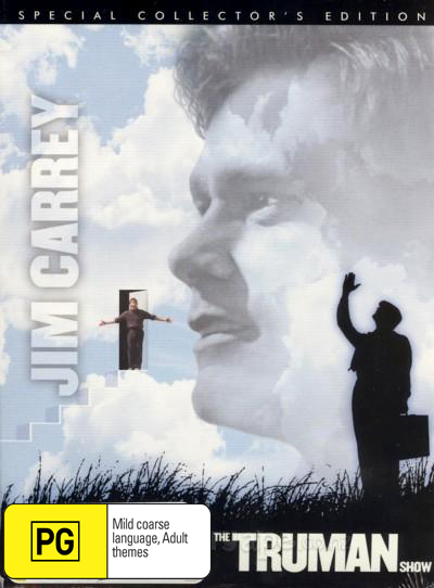 The Truman Show: Special Collector's Edition on DVD image