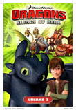 DreamWorks' Dragons: Volume 3: The Ice Castle (How to Train Your Dragon TV) by Simon Furman