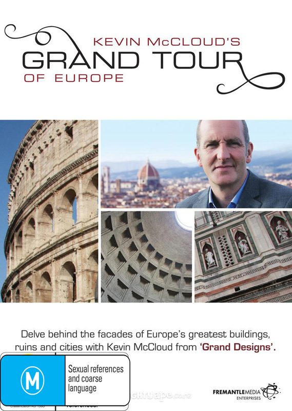 kevin mccloud 39 s grand tour of europe dvd buy now at. Black Bedroom Furniture Sets. Home Design Ideas