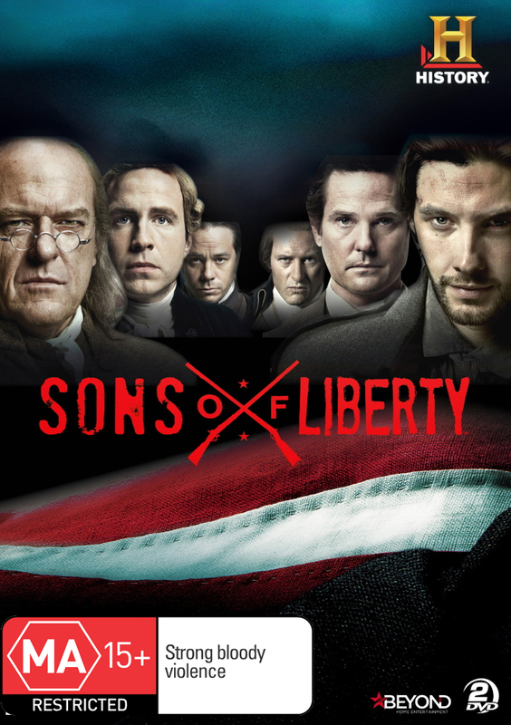 Sons Of Liberty on DVD