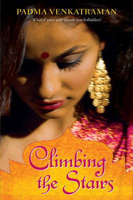 Climbing The Stairs by Padma Venkatraman image