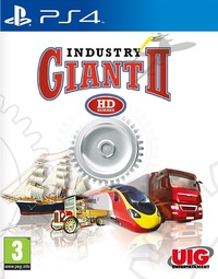 Industry Giant 2 HD Remake for PS4