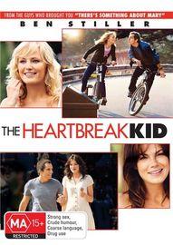The Heartbreak Kid on DVD image
