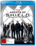 Marvel's Agents of S.H.I.E.L.D - The Complete Third Season on Blu-ray
