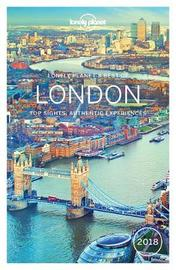 Lonely Planet Best of London 2018 by Lonely Planet