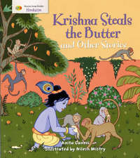 """Krishna Steals the Butter"" and Other Stories by Anita Ganeri image"