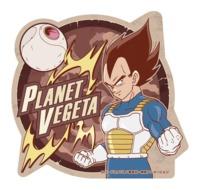 Dragon Ball Z: Travel Luggage Sticker - Planet Vegeta #2 image