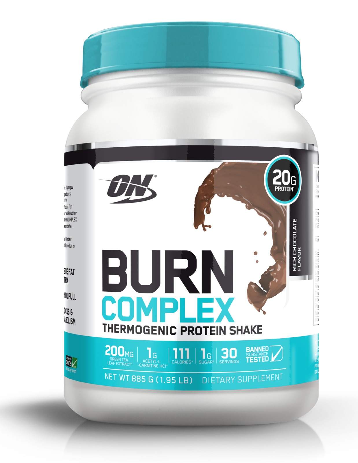 Optimum Nutrition: Burn Complex - Thermogenic Protein image