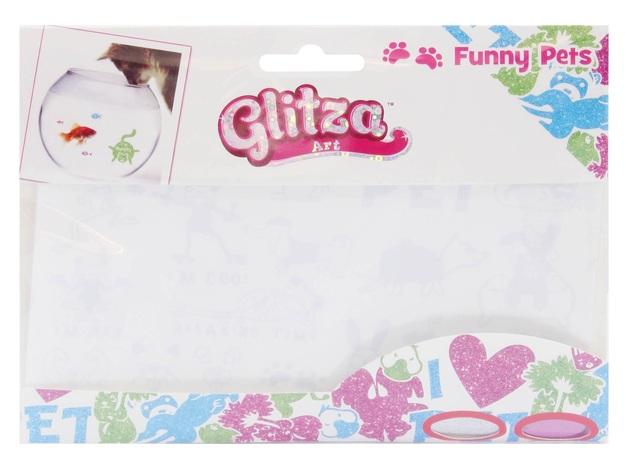 Glitza: Starter Bag - Funny Pets