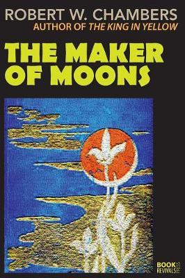 The Master of Moons by Robert W Chambers image