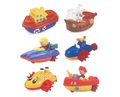 Navystar: Wind Up Boats - (Assorted Designs)