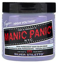 Manic Panic Semi-Permanent Hair Colour Cream - Silver Stiletto