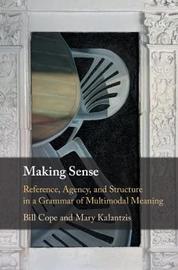 Making Sense by Bill Cope
