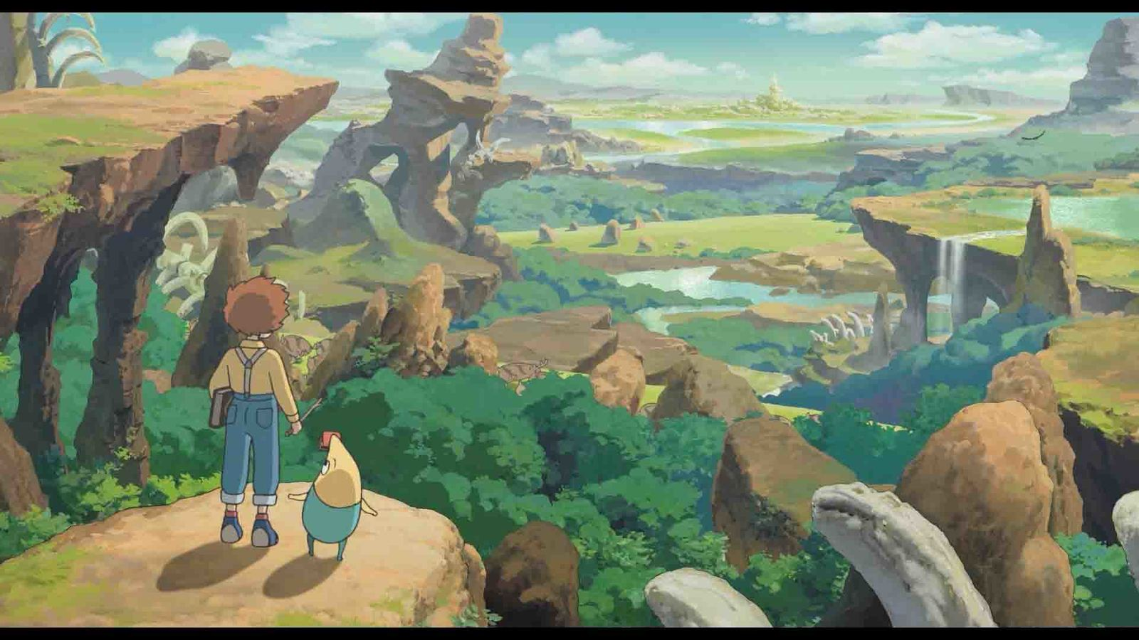 Ni no Kuni: Wrath of the White Witch Remastered for Switch image