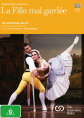 Australian Ballet, The - La Fille Mal Gardee on DVD