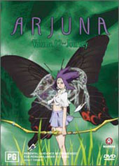Arjuna - Volume 2 on DVD
