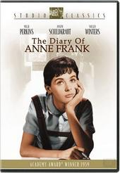 The Diary Of Anne Frank on DVD