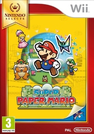Super Paper Mario (Select) for Nintendo Wii