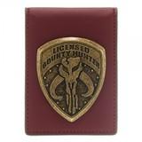 Star Wars Bounty Hunter Badge Folder Wallet