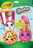 Crayola: Coloring & Activity Pad – Shopkins