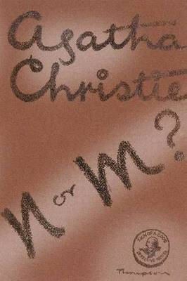 N or M? by Agatha Christie image