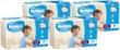 Huggies Ultra Dry Nappies Bulk Shipper - Toddler Boy 10-15 kg (144)