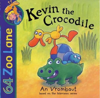 Kevin the Crocodile by An Vrombaut