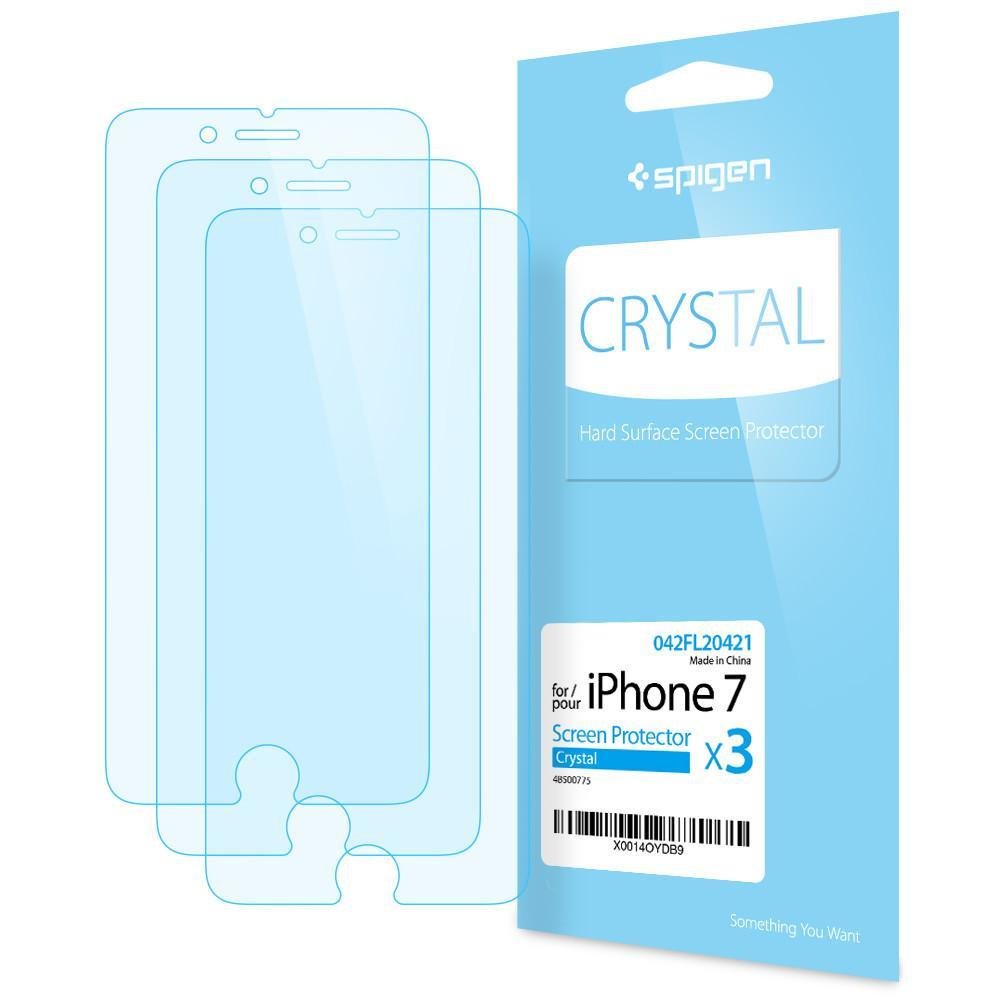 Spigen: iPhone 7 - Screen Protector Pack image