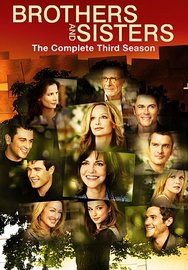 Brothers and Sisters - Season 3 (6 Disc Set) on DVD