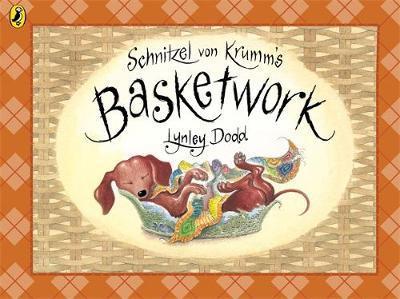 Schnitzel Von Krumm's Basketwork by Lynley Dodd