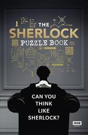 Sherlock: The Puzzle Book by Christopher Maslanka image