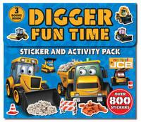 Digger Fun Time image
