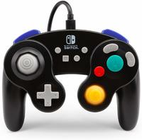 Nintendo Switch Wired GameCube Controller - Black for Nintendo Switch