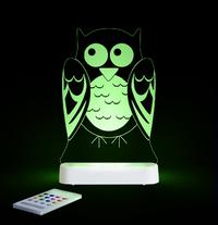Aloka: Night Light - Owl