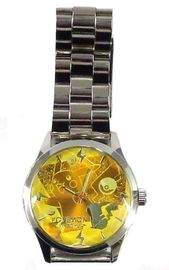 Pokemon: Crystal Cut Wrist Watch (Pikachu)