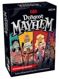 D&D: Dungeon Mayhem - Card Game