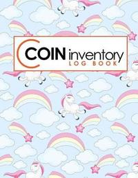 Coin Inventory Log Book by Rogue Plus Publishing