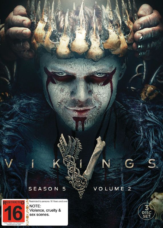 Vikings: Season 5 Part 2 | DVD | In-Stock - Buy Now | at