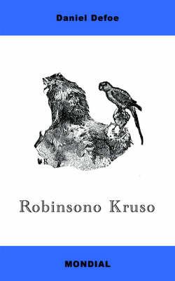 Robinsono Kruso (Koncizigita Romanversio En Esperanto) by Daniel Defoe image
